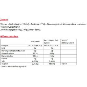 Enervit Sport Liquid Gel Sacoche 18x60ml, Orange